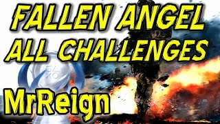 Call Of Duty Black Ops 2 Fallen Angel Complete
