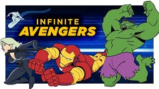 Infinity War of Infinite Avengers   CH Shorts