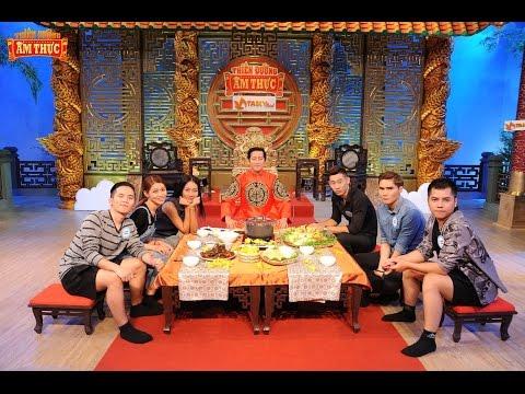 Thiên Đường Ẩm Thực Mùa 1| Tập 2: Quang Hùng, Quỳnh Châu | FULL HD (26/07/2015)