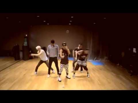 Big Bang - Monster- mirrored Dance Practice -JEQVXXDqq84