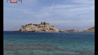 قلعة صلاح الدين في جزيرة فرعون بطابا تطل على 4 دول عربية   |   قنوات أخرى