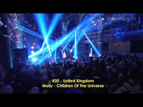 Eurovision 2014 - My Personal Top 36