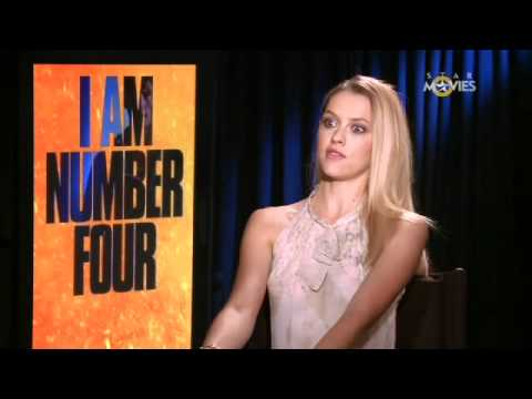 STAR Movies VIP Access: I Am Number Four - Teresa Palmer (Part 2/2)