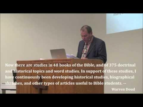 2013 Pastors' Conference #5 - Steve Arnold