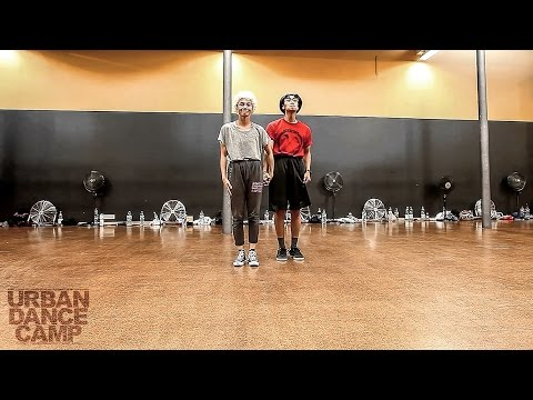 Keone & Mariel Madrid :: Is This Love by Bob Marley (Choreography) :: Urban Dance Camp