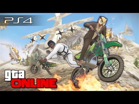 GTA 5 Online (PS4) - Град из титанов! #98