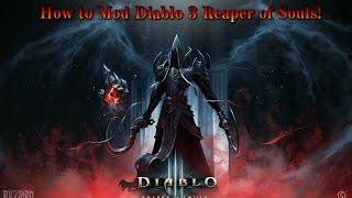 Diablo 3: Reaper Of Souls Modded How To Mod Diablo 3