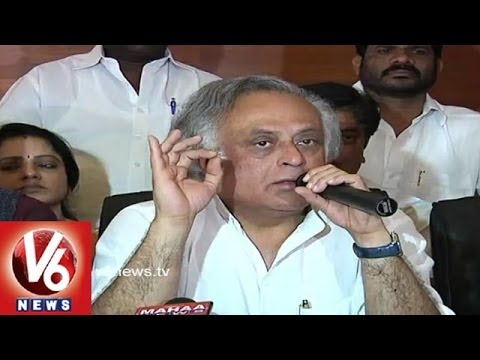 Its a Good Opportunity for Seemandhra's Development - Jairam Ramesh