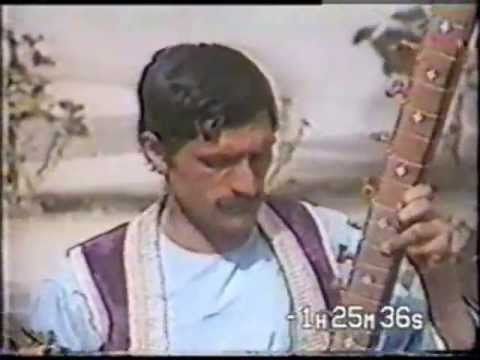 Mahali Song - Satqa Shawom Qamate (Old Afghan Song)