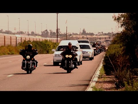 HELLS ANGELS PATRICK EBERHARDT'S FINAL RIDE