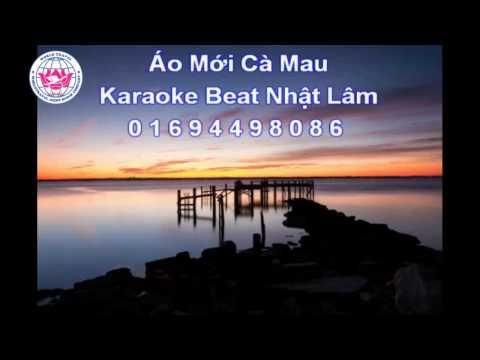 Ao Moi Ca Mau - Karaoke HD