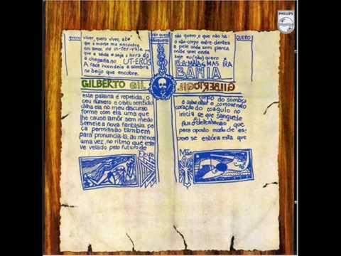 Gilberto Gil - Cérebro Eletrônico