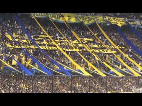 LaMitadMas1 Y dale dale bo queremos la copa 2012 Libertadores Boca Juniors vs Zamora