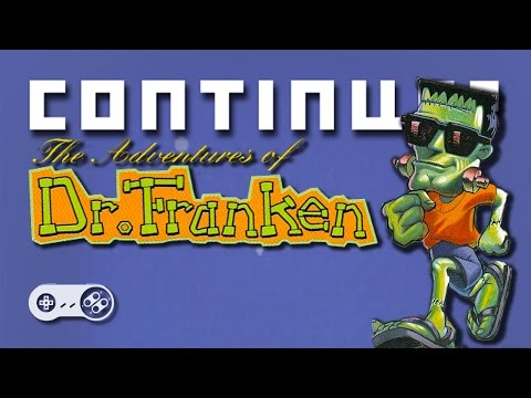 The Adventures of Dr. Franken (SNES) - Continue?