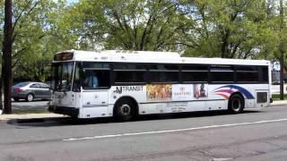 NJ Transit Buses Hackensack, NJ (North Jersey)