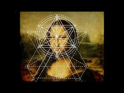 Mona Lisa -- Da Vinci's Use of Secret Geometry