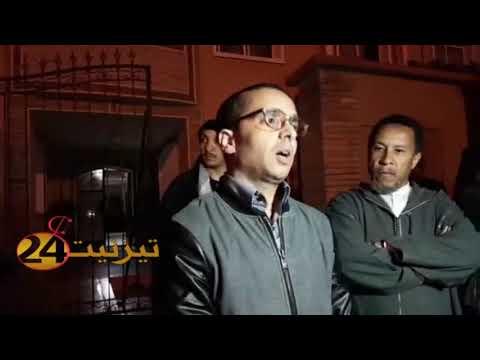 سعيد رحيم يشرح منع الندوة
