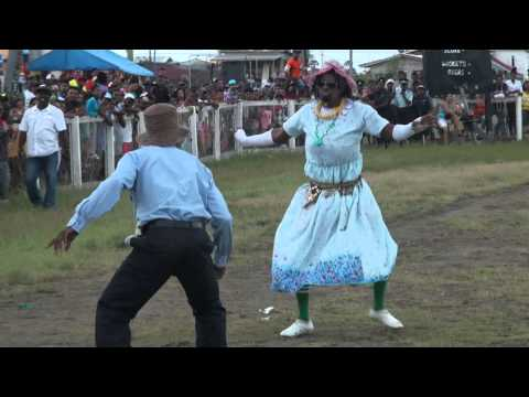 GUYANA COMEDY-Granny goes wild- GT GIRLS-BRUK IT DOWN.