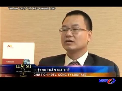 Mr. Tran Gia The was interviewed on condominium disputes
