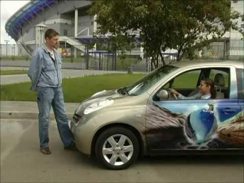 Тест драйв Nissan Micra 2006