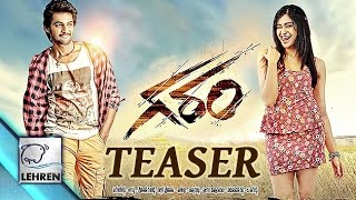 Garam Official Teaser - Aadi,Adah Sharma -Review