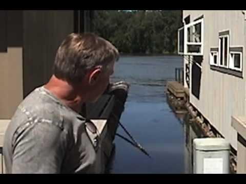 Floating Home Inspection - Float Survey