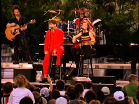 Shania Twain and Elton John - You're Still The One -JFdbPx3fMVA