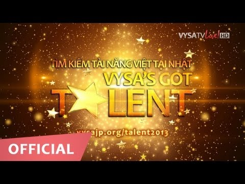 VYSA's Got Talent 2013 | INTRO: