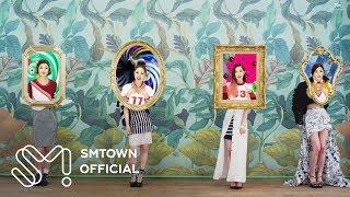 Red Velvet 레드벨벳 '행복 (Happiness)' MV