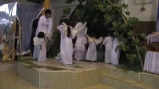 Escuela Dominical Pesebre Viviente