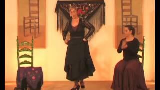 Aprende a bailar sevillanas. Parte 30