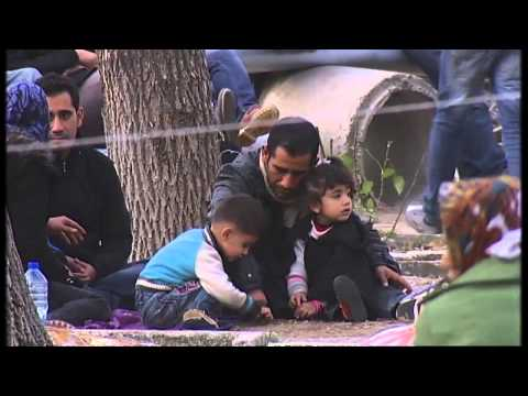 Destination Europe: Syria's war refugees