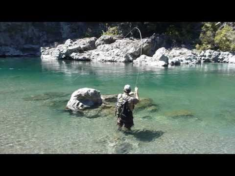 FLY FISHING NEW ZEALAND BACKCOUNTRY