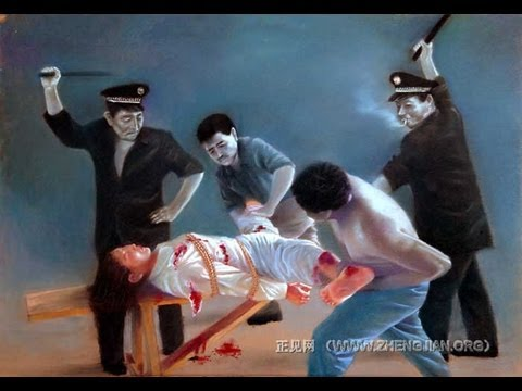 TRA TẤN tàn bạo cả phụ nữ ở Trung Quốc là thế này