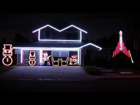 Slayer Christmas Lights 2013