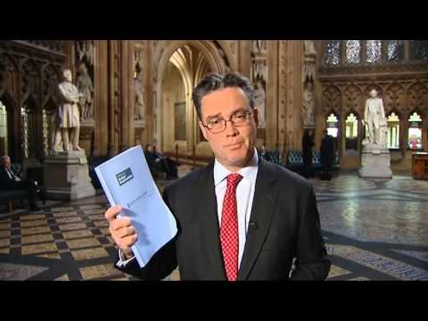 Osborne: 'the plan is working'