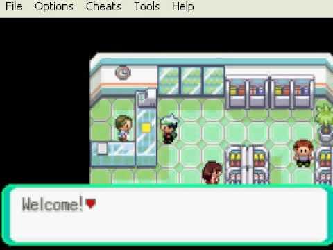 Pokemon emerald pokedex reanimators