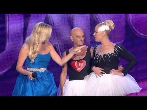 Dance with me Albania - Markela & Cekja (nata 01)