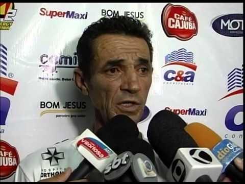 Técnico Zecão comenta atuação do Uberlândia Esporte contra Democratas