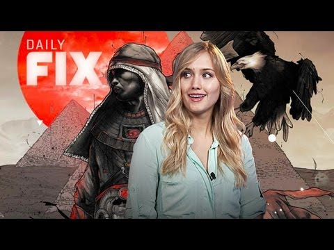 Assassins in Egypt & GTA Online Fixed?! - IGN Daily Fix 10.10.13