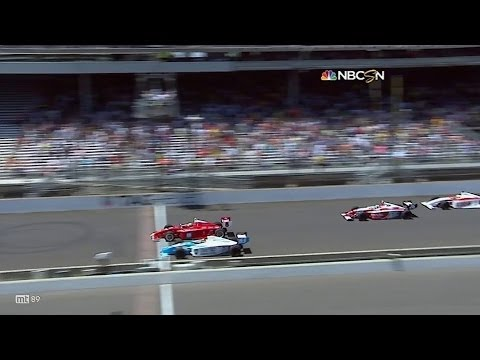 Photo Finish @ 2014 Indy Lights Indianapolis