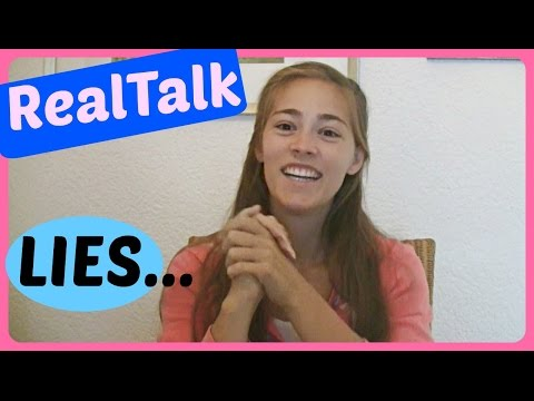 RealTalk: How Lies we listen to hold us back in Life and How to Stop them!