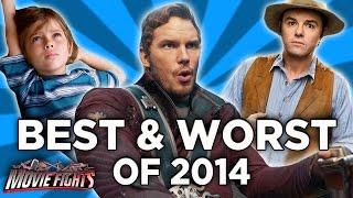 Best & Worst Of 2014 MOVIE FIGHTS!