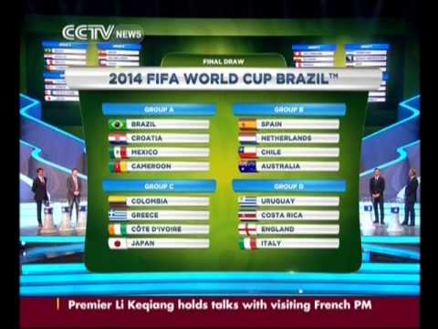World Cup Draw Provides Exciting Group Stage Clashes