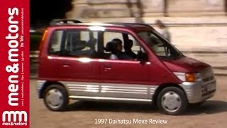 1997 Daihatsu Move Review