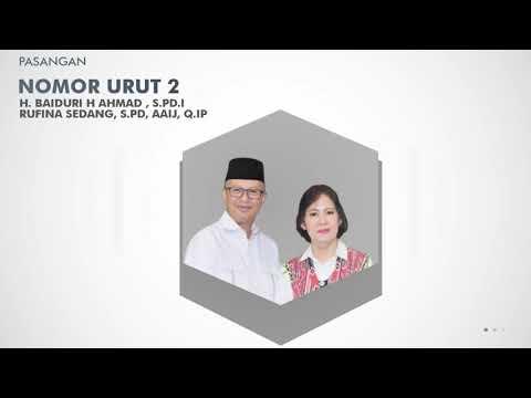 Debat Terbuka Paslon Bupati dan Wakil Bupati Kapuas Hulu Tahun 2020