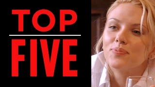 Top Five Reasons ScarJo Can Do Anything (2014) Lucy Movie HD