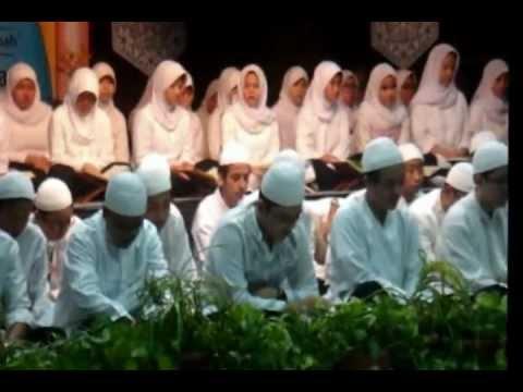 Khataman Al Quran SMP I Dian Didaktika