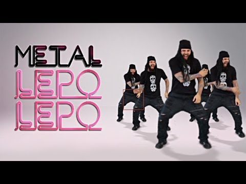Lepo Lepo Versão Metal | O Metaleiro