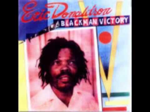 Eric Donaldson   -   Black Man Victory